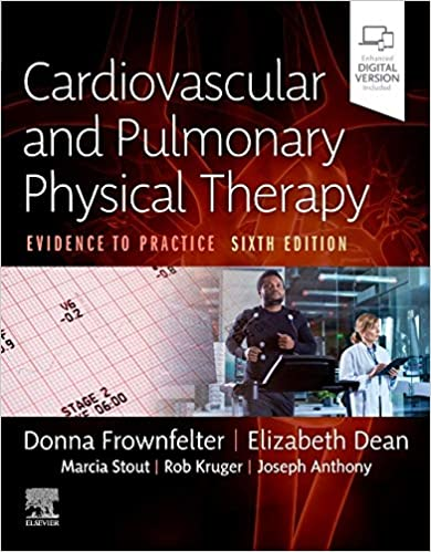 Cardiovascular and Pulmonary Physical Therapy-6판