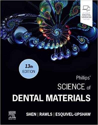 Phillips' Science of Dental Materials-13판