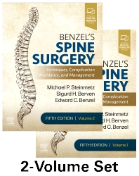 Benzel's Spine Surgery, 2vols-5판